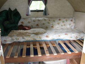 Bed Frame Extended