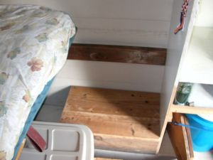 2x4 That Bed Frame Rides On